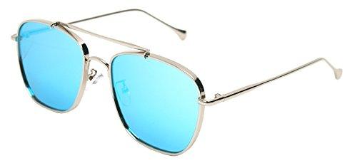 unisex Blue Silver Adulto 50932 Informales ENCACC qfw1EHpaE