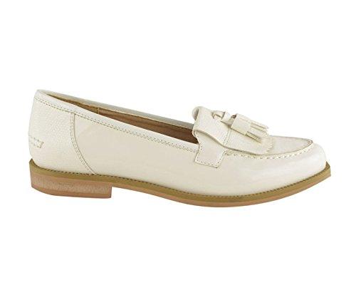 SAUTE STYLES Ladies Women Flat Casual Loafers Borgues School Office Pumps Tassel Fringe Shoes DWucotzxRz