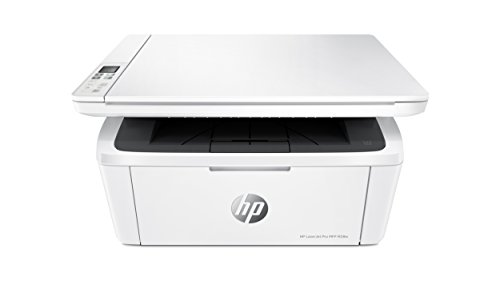 HP LaserJet Pro M28w Multi-Function Printer, White