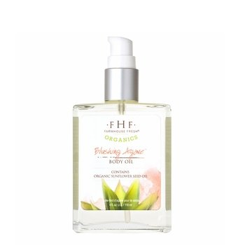 Farmhouse Fresh Organic Blushing Agave Body Oil - 4oz