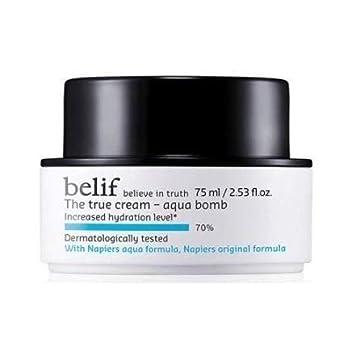 belif The True Cream Aqua Bomb Cream 75ml, Korean Cosmetics, odd cosmetics