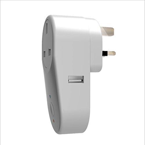 4000W Smart Socket High Power Wifi Aktiviert Elektrische Netzschalter Für Haushalt Anwendungen Timing-Funktion,Europe
