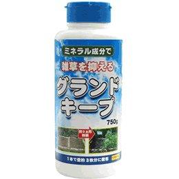 雑草抑制剤 グランドキープ 750g(5本セット) B00JB3DQIU