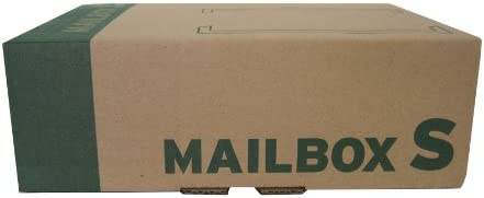 Mail Box - Caja para correos, 5 unidades, 25,5 x 18,5 x 8,5 cm: Amazon.es: Oficina y papelería