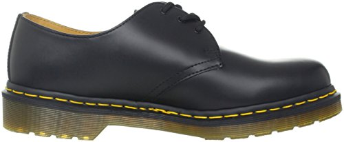 Negro Adulto 59 Cordones Black Smooth de Zapatos Unisex 1461PW Martens Dr Smooth axOw8qz8