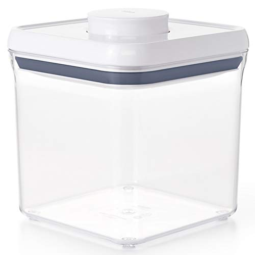 OXO Good Grips POP Container - Airtight Food Storage - 2.4 Qt for Sugar and More
