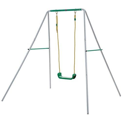 Plum 2 in 1 Metal Garden Swing Set