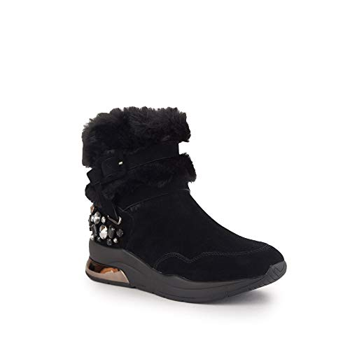 Jeans Jo Boots Liu Black For Women Af8aF