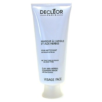 Skincare-Decleor-Cleanser-Clay-And-Herbal-Mask-Salon-Size-200ml67oz
