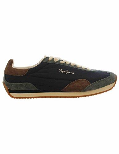 Baskets Bleu Pepe Homme Jeans London pour YOqCp