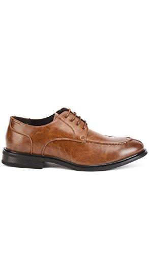 Shoes Marrone Uomo a Perm Derbies Punta Reservoir TYdqT