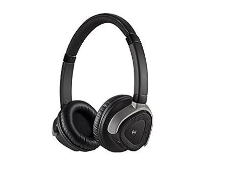 Zeimax Bluetooth 4.0 Auriculares Soporta NFC Bluetooth, revolucionario 8 Pistas 8 Unidades de diafragma Efecto de Graves Profundos Auriculares inalámbricos ...