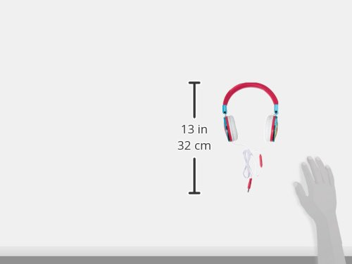 JoJo Siwa Bow Fashion Headphones with built in Microphone by eKids (Image #7)