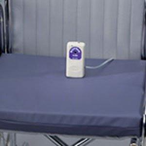 - Posey KeepSafe Gel Foam Alarm Cushion System, Description: KeepSafe Gel Foam Alarm Cushion System,