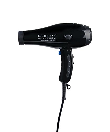 FHI Brands Platform Nano Salon Pro 2000 Powerful Tourmaline Ceramic Hair Dryer by FHI Heat