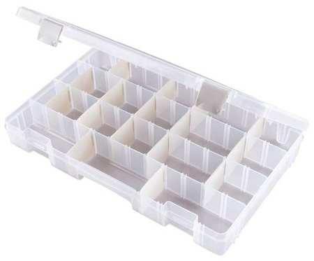 Adjustable Compartment Box, 14-1/4'' W x 9-1/8'' L x 1-15/16'' H