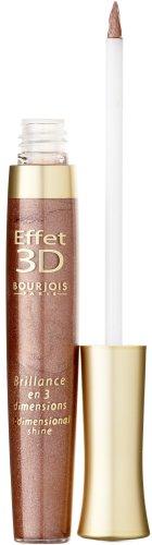 Bourjois Effet 3D Lipgloss - #02 Brun Galactic - 7.5ml/0.2oz