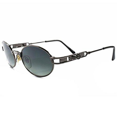 Vintage 50s 60s Urban Hip Hop Swag Fashion Metal Oval - 1950s 1960s Vintage Mens Sunglasses