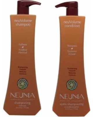 Neuma Sulfate Free Volume Shampoo and Conditioner Duo, 25.4 oz. by Neuma