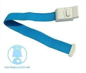 Quick Release Tourniquet - Blue NURSING SUPPLIES UK by Kangshi Medical Devices