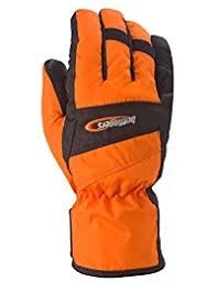Hotfingers RS12J Kid's Edge Glove, Orange - XL