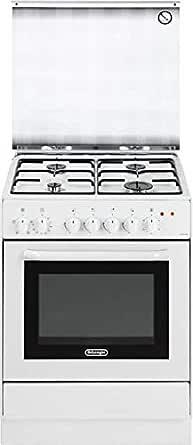De Longhi DEVW 65 ED - Cocina de gas con horno eléctrico ventilado ...