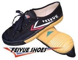 Black Kung Fu Wushu Shoes Feiyue/Top One (44) by Feiyue