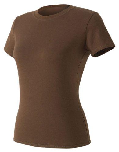 Hyp Sportswear Women's Catalina Short Sleeve T-Shirt - CHOCOLATE - (Hyp Sportswear)