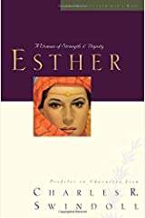 Esther: A Woman of Strength and Dignity (Great Lives Series) Paperback