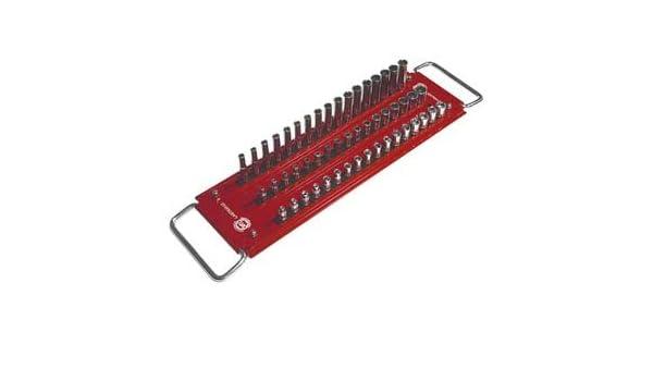 Mechanics Time Savers MTSLASTRAY 5 Row Lock-A-Socket Tray