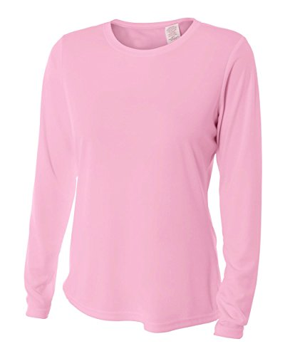 YogaColors Women's UPF 30+ Performance Long Sleeve T-shirt with Sun Protection