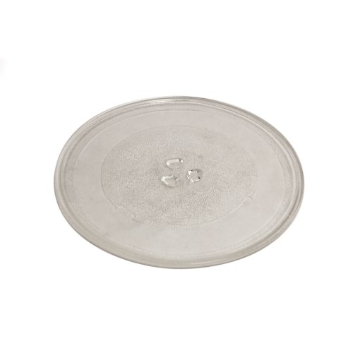 "DAEWOO KAE6L15 KOR6L15 Microwave Turntable GLASS PLATE 254mm 10"" BN FREE DELIVER"