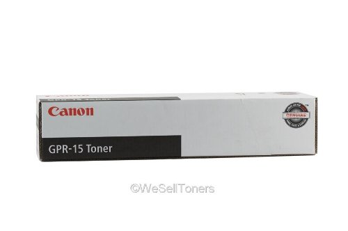 Canon GPR-15 Imagerunner 2230, 2270, 2830, 2870, 3025, 3030, 3225, 3230 Toner 21,000 Yield, Part Number 9629A003AA
