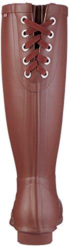 Viking Ruby, Bottes de Pluie Femme Rouge (Burgundy 40)