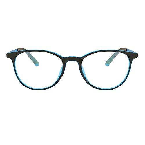 Blue Sunshine Unsiex Retro Anti-Blu Ray Frames/Glasses(K2)