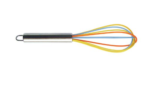Cuisinox WSK-Cl25 Silicone Whisk, 25Cm, Multicolor Cuisinox (Import)