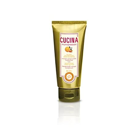Fruits & Passion's Cucina Nourishing Hand Butter, Lime Zest and Cypress, 60 ml