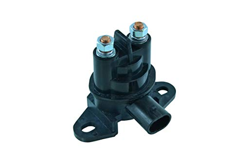 Starter Relay Solenoid for Ski-Doo Elite/Expedition/Freeride/Grand Touring/GSX/GTX/MX Z/MX ZX/Renegade X/Skandic SUV SWT WT/Summit/Tundra Sport 550 to 1200 cc - Touring Skis Freeride