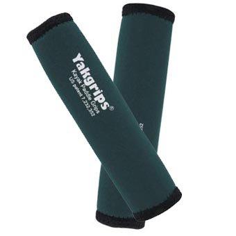 Yakgrips® Hunter Green Non-Slip Soft Kayak Canoe Paddle Grips