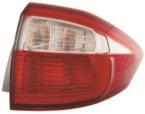 Dispatch Driver Side Offside Rear Light Lamp Unit 2007-2013