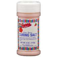 Bolner's Fiesta Pink Curing Salt 4oz Container (Pack of 3) by Bolner's