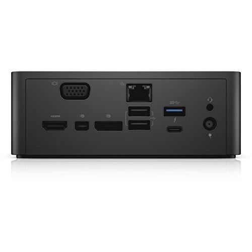 Dell 3GMVT Thunderbolt Dock TB16, 240W, black by Dell (Image #1)