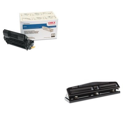 KITOKI52123603UNV74323 - Value Kit - Oki - 52123603 High Yield Toner Shopping Results