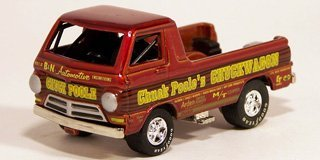 Johnny Lightning ShowStoppers! - Chuck Poole's Famous Chuckwagon!!!
