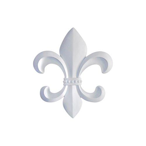 "12"" Fleur De Lis Wall Decor|Creole Decor Louisiana Decor|Rustic Barnwood|Hand finished Home Decor, Farmhouse Decor Bedroom Decor Bathroom Decor Office Decor Rustic Wall Decor Rustic Home Decor ()"