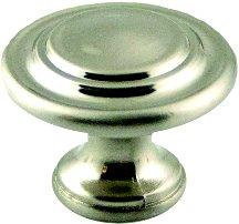 Berenson 0931-1BPN-P - Round Ring Knob, Diameter 1-5/16