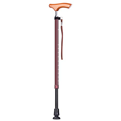 LILIQ Crutches Can Be Used in The Elderly with 10 Height Adjustments,a,92.5cm