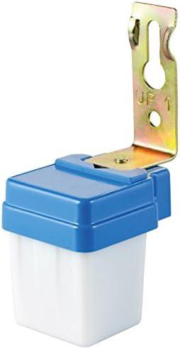 Dämmerungssensor automatische Schaltung bei Dunktelheit I 230V I Innen und Aussen I einstellbar (Aufputz Mini 35x46x44mm)