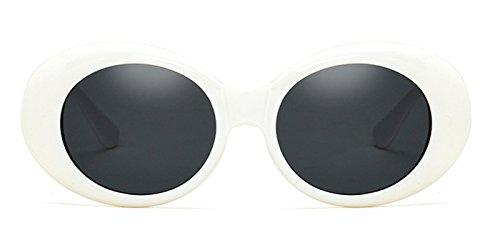 Slocyclub Futuristic Oxeye Oval Bold Frame ()