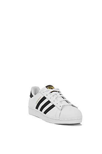 adidas Originals Women's Superstar Shoes, White/Black/White, (6.5 M US) ()